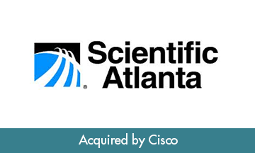 Scientific Atlanta: A Michael Reich & Associates client